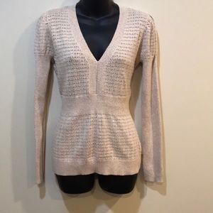 EUC! DKNY Jeans Sparkle Sweater